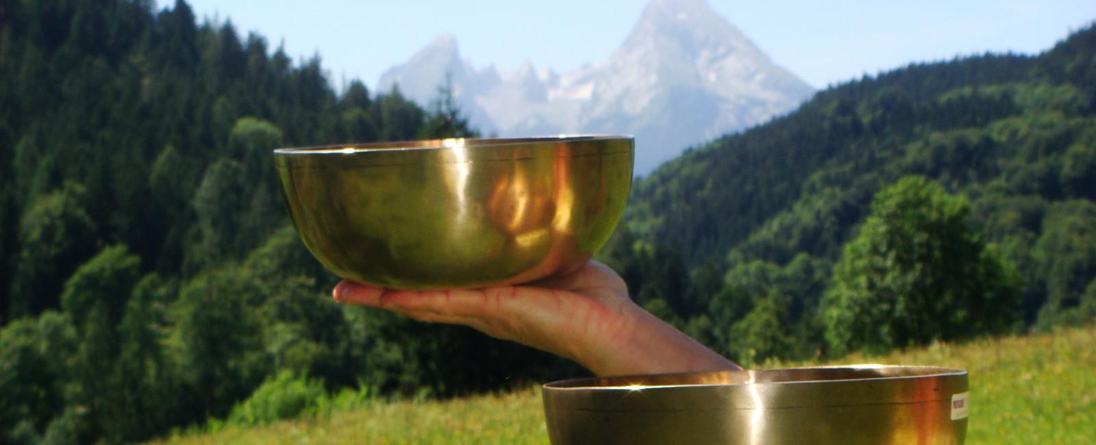 Klangschalentherapie Berchtesgaden