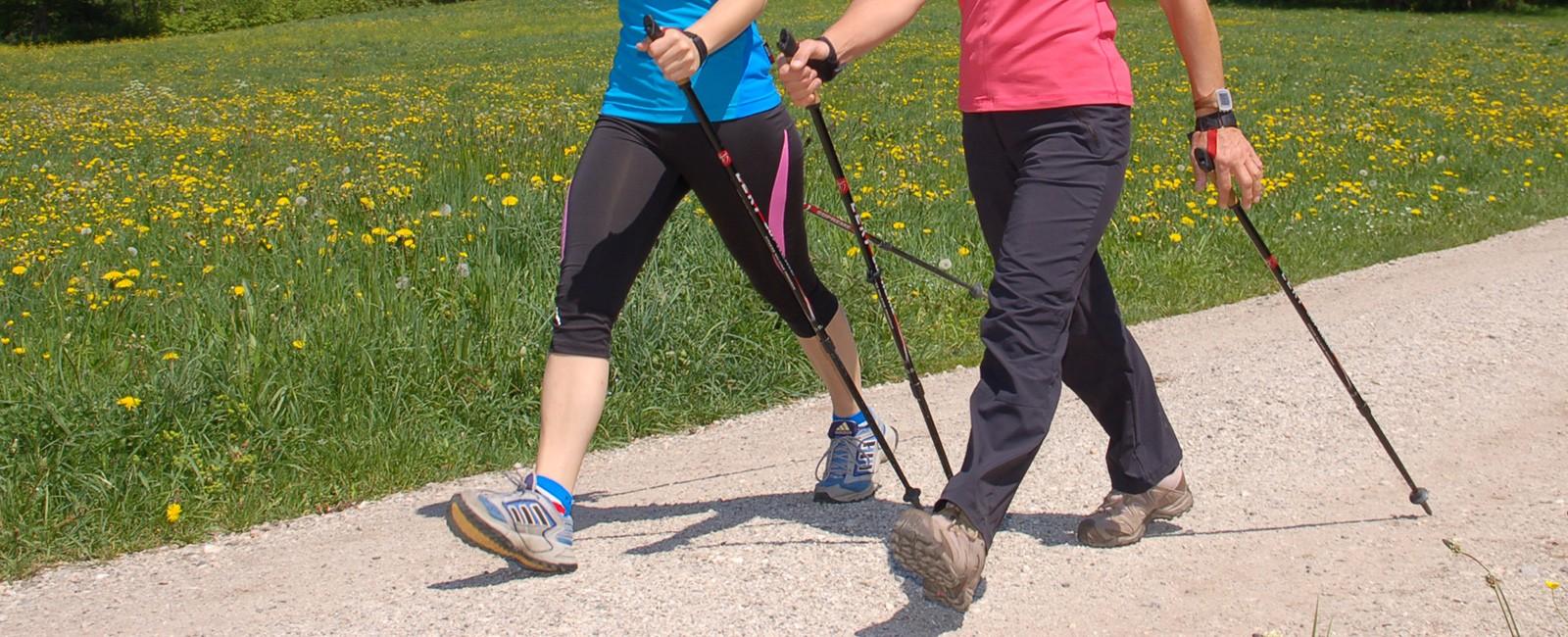 Nordic Walking Kurse Berchtesgaden