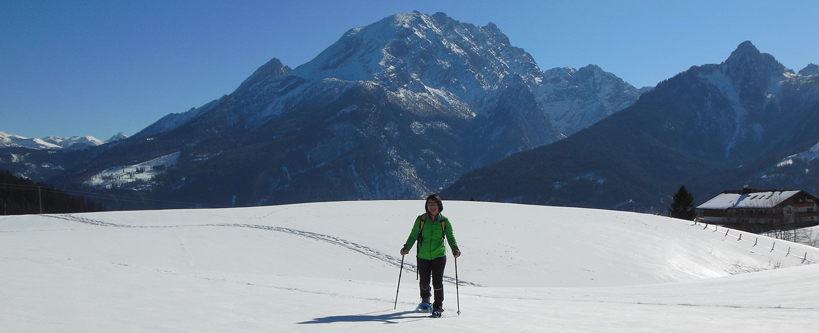 Schneeschuhwandern Berchtesgaden Kurse