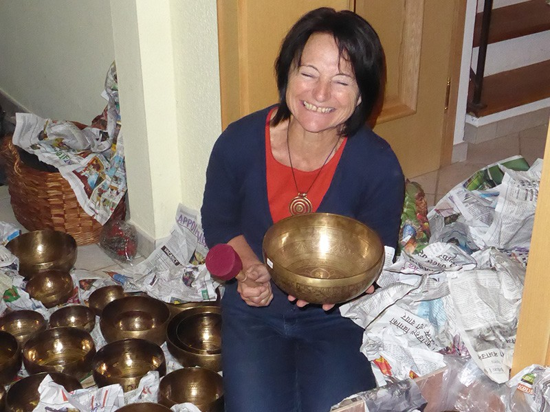 Klangschalen original aus Tibet