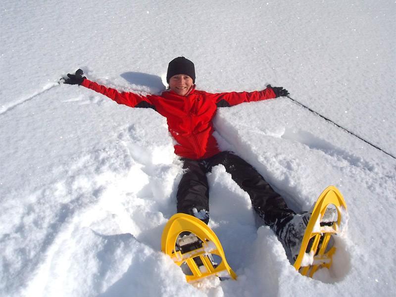 Schneeschuh Kurs
