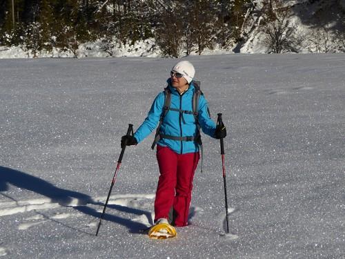 Schneeschuhwanderungen Berchtesgaden
