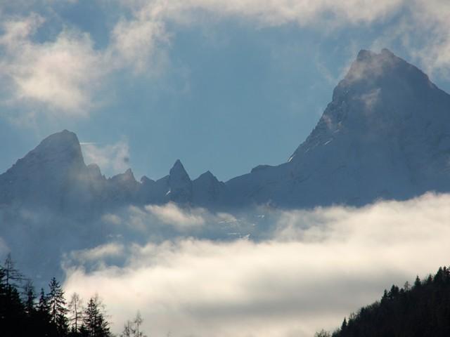 Schneeschuhwandern Berchtesgaden - Kehlstein